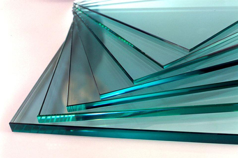 Фотография №1: закаленные стекла